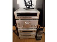 Technics retro stereo system, ST HD70, immaculate condition