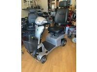 Quingo Vitess Large 5 wheel Scooter - New 50ah batteries - only 11.7 miles