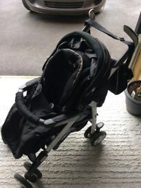 PushChair/Car Seat/CarryCot - SILVER CROSS