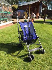 Maclaren Volo lightweight pushchair