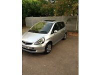 Honda Jazz 02 1.4 mot 2017 starts and drives