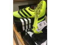 Adidas football boots / togs (Brand New)