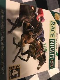 DVD race game