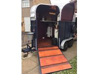 Business opportunity....converted horse trailer for catering/mobile bar