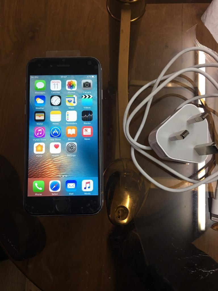 Iphone 6 Black 64gb on Vodafone Very Good Conditionin Seven Sisters, LondonGumtree - Iphone 6 Black 64gbLocked to Vodafone LebaraFully working Excellent condition Comes with usb and charger Price £220If you still see this ad, phone is still available