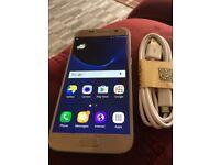 Samsung Galaxy S7 32gb Gold UNLOCKED