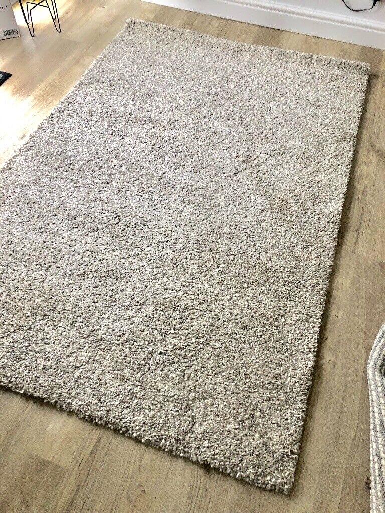 ikea alhede rug off white grey in boston spa west yorkshire gumtree. Black Bedroom Furniture Sets. Home Design Ideas