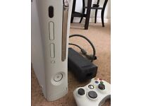 Xbox 360 60 GB with wireless controller