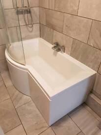 Easrbrook Shower Bath Carronite