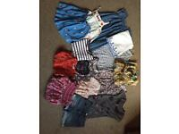 Girls summer clothes age 6-7 years