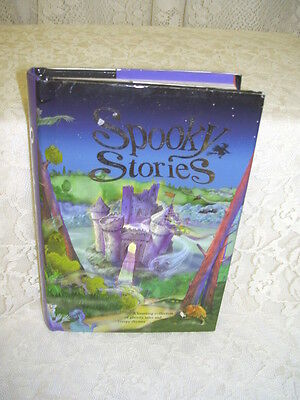 SPOOKY STORIES A COLLECTION OF GHOSTLY TALES AND CREEPY RHYMES  2003 - Spooky Halloween Rhymes
