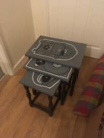 Set of nested tables