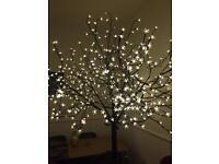 LED tree - fairy lights