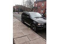 BMW X5 3.0 diesel auto, fully loaded £2600 no offers