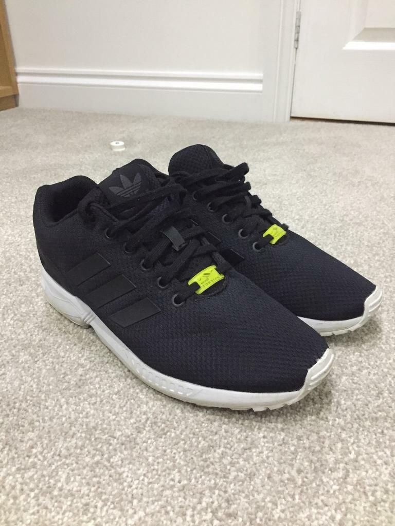 2b22d0f9b3b8c ... germany adidas zx flux black white sole 292a4 1f98c