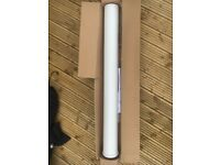 Worcester Bosch 1 metre Extension Pipe 60/100mm Never used/remained in box