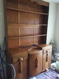Good home wanted for Dresser