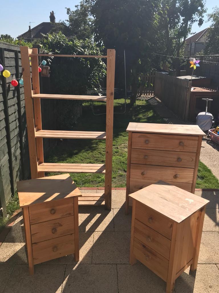Scandinavian Pine Furniture In Felixstowe Suffolk Gumtree