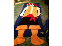 Kids character sleeping bags