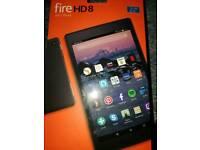 Amazon fire 8 HD