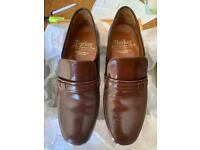 Gents English Leather Shoes