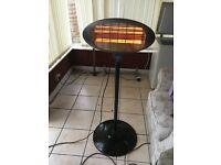 Prem I Air patio heater