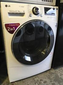 New Graded LG Washer + Dryer only £325