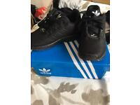 Adidas zx flux toddlers trainers