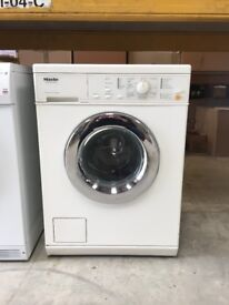 Miele 6kg Refurbished Washing Machine - Delivery Available - £160