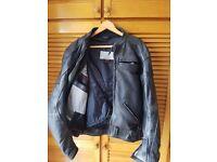 "Motor Cycle Jacket Lookwell 42"""
