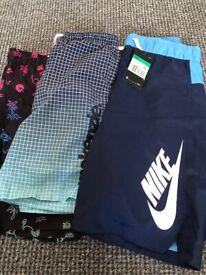 Boys bundle age 13-15 years Nike , adidas , football kits