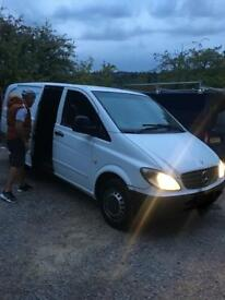 Mercedes Vito 111cdi LONG 58