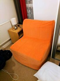 Ikea LYCKSELE Chair-bed Very Good Condition Hardly Used Bargain