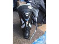 Salomon ski boots size 9 1/2 (28)