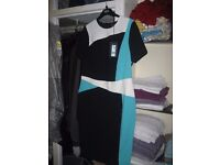 M&S 'Secret Slimming' Dress Brand New With Tags Size 16 Regular