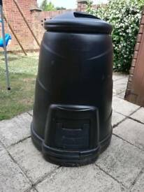 Black Compost bins