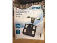 Omron body composition scales