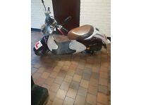 Daelim Bonita 50cc Scooter