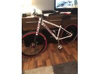 Cannondale flash f1 lefty mountain bike