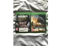 Call of duty WW11, Assassins creed