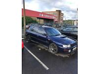 Subaru Impreza 2000 turbo spare or repairs
