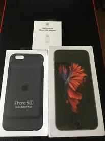 IPHONE 6s 128gb BRAND NEW UNOPENED
