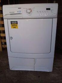 Zanussi condenser dryer. Fully working. Staplehurst/Maidstone area