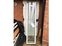 Aluminium windows and aluminium-wood doors