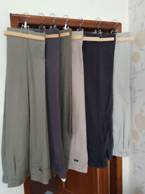 7 pairs of trousers