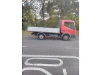 new shape dropside 57 reg good drop side truck nice in and out 1 owner from new start drve good chep
