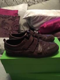 Hugo boss casual shoes size 8