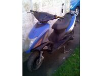 Lexmoto flash moped