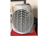 Fan heater/cooler