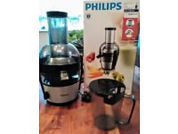 Phillips Juicer as new used only 3 times